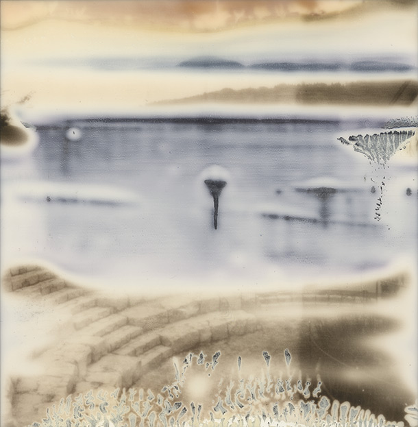 J.i.T. - 100x102cm - 2012 - Polaroid - Ed.: 5+1AP